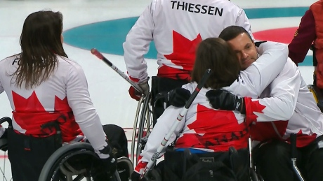 Canada's golden curling streak at Paralympics ends in contentious fashion