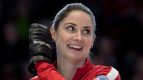 American skip Jamie Sinclair feels at home at women's curling worlds