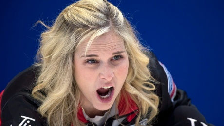 Canada remains unbeaten at women's curling worlds