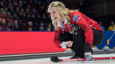 Canada sweeps past Pyeongchang silver, gold medallists at women's curling worlds