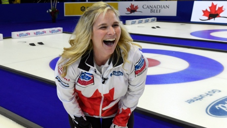 Jennifer Jones leads Canada to world women's curling championship title