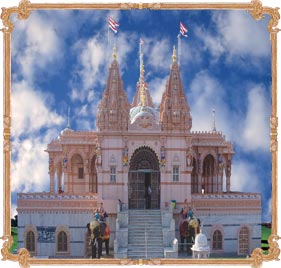 Six Temples of Shree Swaminarayan Sampraday in India | Swaminarayan Vadtal Gadi – SVG