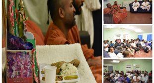 Divya Shakotsav And Satsnag Sabha At Australiya – 2018 | Swaminarayan Vadtal Gadi – SVG