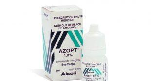 Azopt Eye Drop – 1% (5 ml) Eye Drop