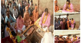 Divya Bhumipujan Vaskhiliya – 2018 | Swaminarayan Vadtal Gadi – SVG