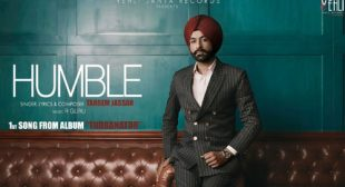 Humble Lyrics – Tarsem Jassar