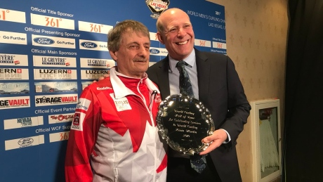 Kevin Martin inducted in World Curling Hall of Fame