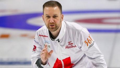Canadian skip Gushue narrowly misses clinching world semifinal berth