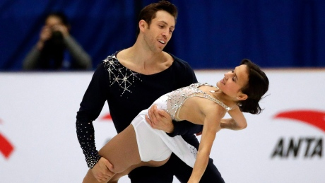 Canadian figure skater Dylan Moscovitch retires