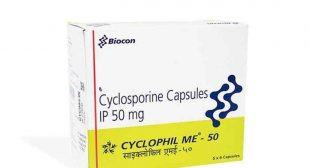 Cyclophil Me 50mg