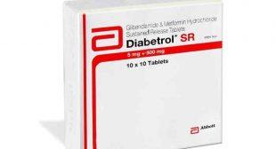 Buy Diabetrol SR Online, Dosage, Price, Composition