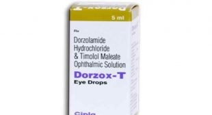 Buy Dorzox T Eye Drop Online, substitute, price, uses