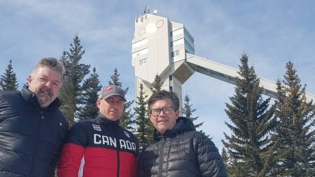 Iconic reminder of Calgary's 1988 Olympics won't be part of 2026 bid