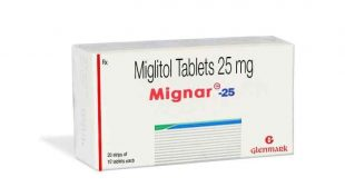 Buy Mignar 25mg online, Uses, Side effects, Price