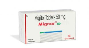 Buy Mignar 50mg online, Price, Review, Side Effects