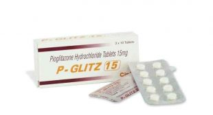 Buy P-Glitz 15mg online, Side effects, Price, Capsule