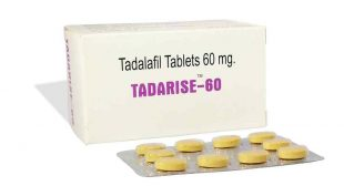 Buy Tadarise 60mg Online, review, price, side effect, dosage
