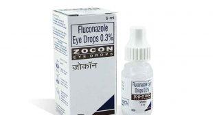 Buy Zocon Eye Drop Online, Fluconazole eye drop uses