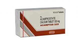 Buy Acamptas 333MG Online, price, reviews, dosage