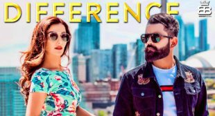Difference Song by Ikwinder Singh