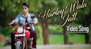 Zubin Choudhary Song Harley Wala Jatt is Out Now