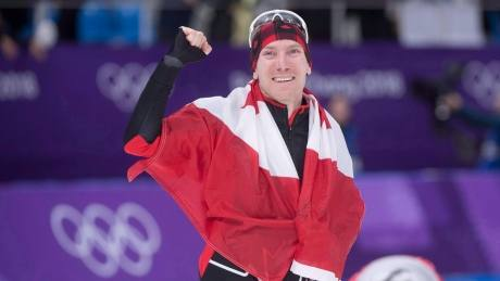 Ted-Jan Bloemen caps impressive 2018 with top award from Speed Skating Canada
