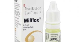 Buy Milflox Eye Drop Online, price, substitute, uses