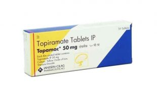 Buy Topamac 50mg Online, price in india, side effects