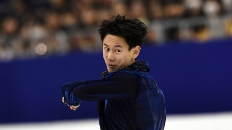 Suspect confesses in killing of Olympic figure skater Denis Ten