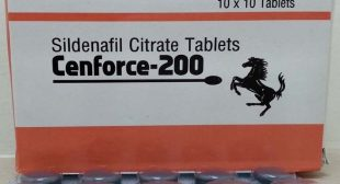 Try to achieve the best intimacy with her by using Cenforce 200