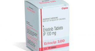Buy Erlocip 100mg Online, uses, side effect, price
