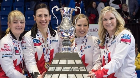 Curling sweeps back into the sporting landscape after quick summer escape