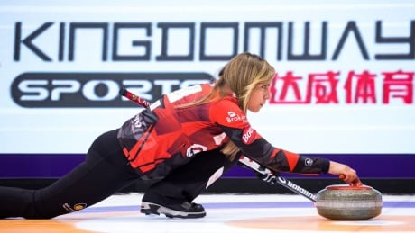 Rachel Homan leads Team Canada to gold at Curling World Cup