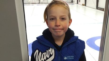 Meet Canada's 11-year-old curling expert