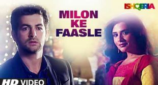 Milon Ke Faasle Lyrics – Shafqat Amanat Ali