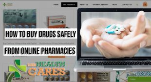 How to buy medicines online safely