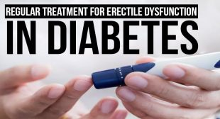 Erectile DYsfunction Treatment in Diabetes