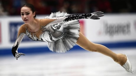 Watch the Grand Prix of Figure Skating from Helsinki
