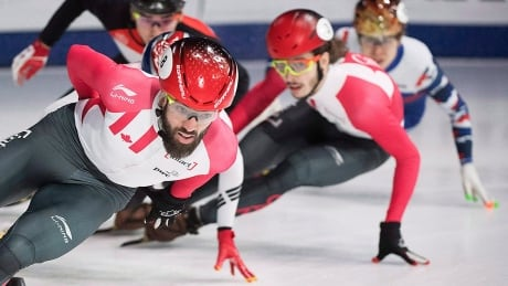 Watch World Cup short track speed skating in Salt Lake City