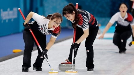 South Korea's curling 'Garlic Girls' say they were abused