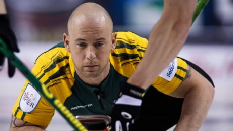 Olympic champ among curling foursome booted from bonspiel for being 'extremely drunk'