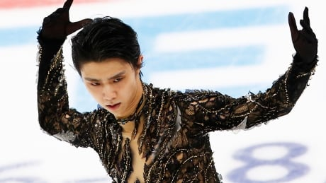 Canada's Messing to replace Olympic champ Hanyu at Grand Prix final