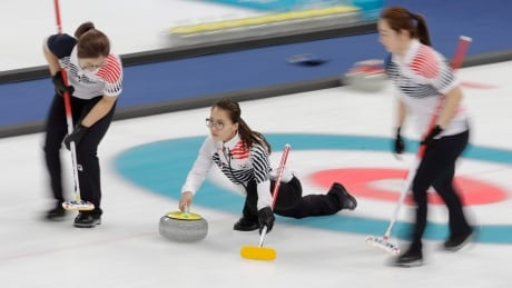 South Korean curling official leaves sport over alleged abuse of 'Garlic Girls'