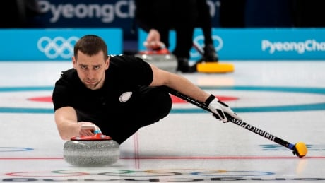 Russian curler banned for 4 years in Olympic doping case