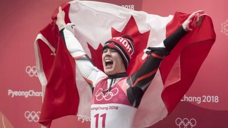 Alex Gough, Canada's 1st Olympic luge medallist, slides into retirement