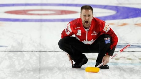 Hometown favourite Gushue drops National Grand Slam of Curling opener