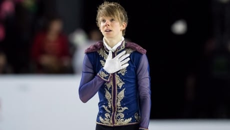 Canadian Kevin Reynolds retires from figure skating
