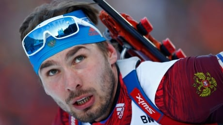Russian gold-medal biathlete embroiled in doping scandal retires