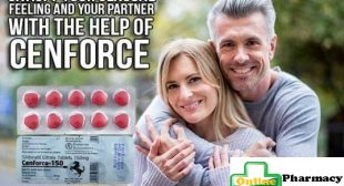 Use Cenforce as the best medicine to treat ED issues
