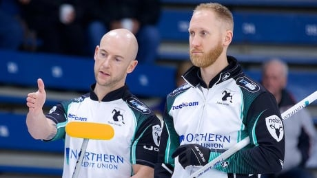 Fry stellar in curling return for Team Jacobs at Canadian Open